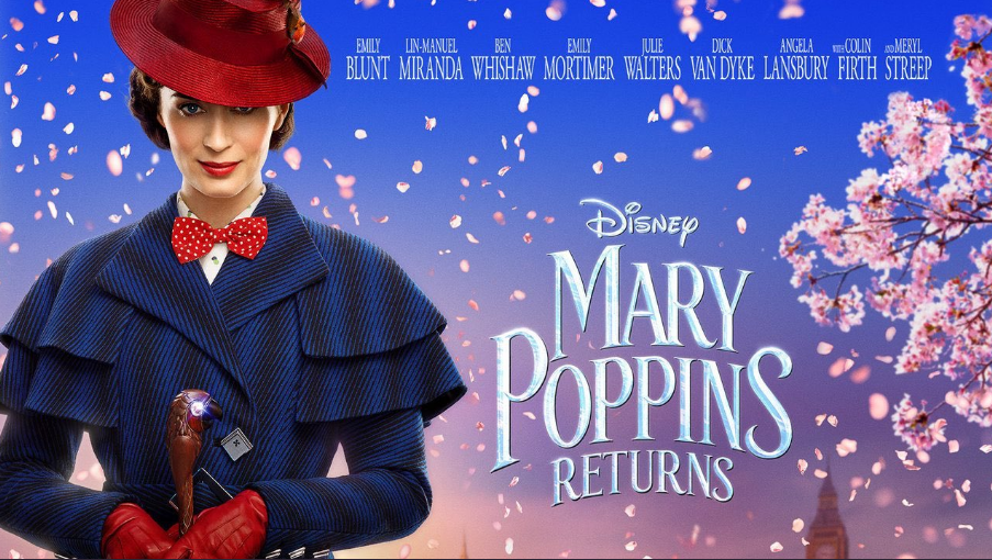 Mary Poppins Returns Budget, Box office, Cast, Reviews, Trailer, Release date, Story