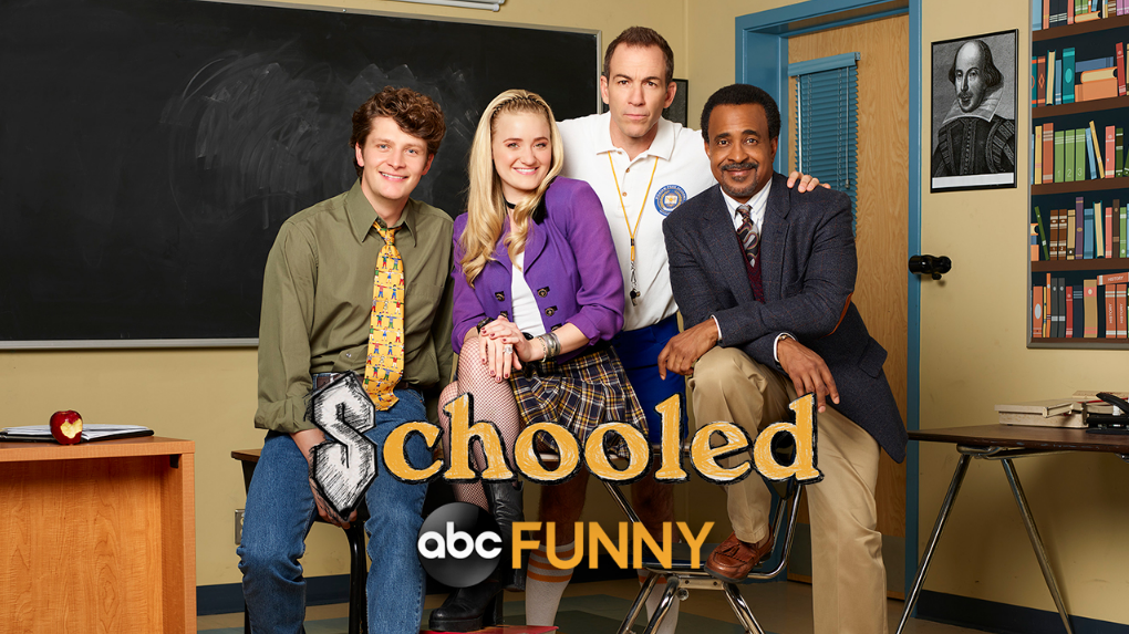 Schooled TV series: Cast, Story, Trailer, Release Date, Episodes