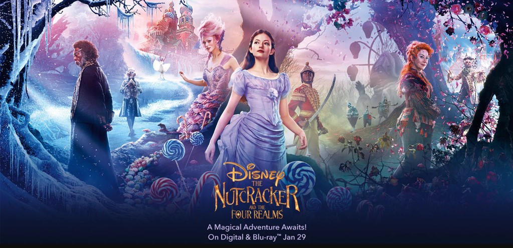 The Nutcracker and the Four Realms Budget, Box office, Cast, Release Date, Trailer, Story