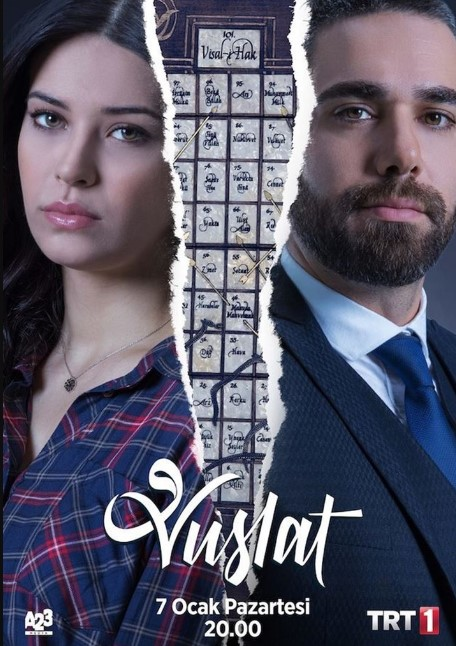 Vuslat TV Series (2019) poster
