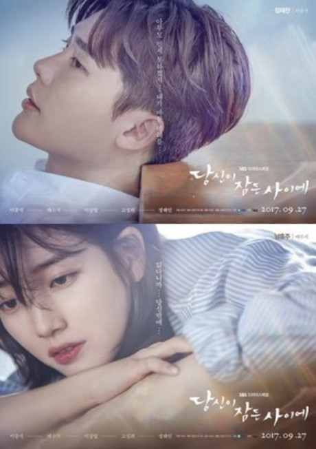 While You Were Sleeping (Drama 2017) poster