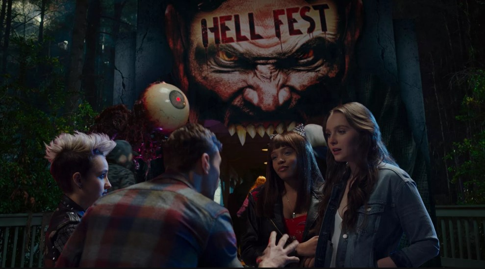 Hell Fest 2018 Cast, Release date, Story, Budget, Box office