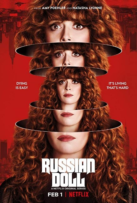 Russian Doll TV Series (2019) poster