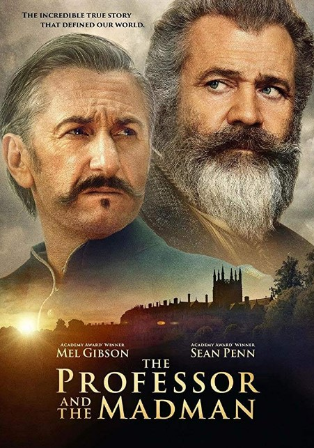 The Professor and the Madman (film) Poster