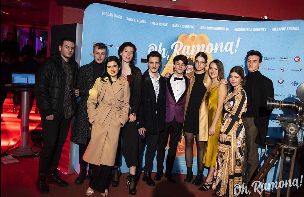 Oh Ramona Actors