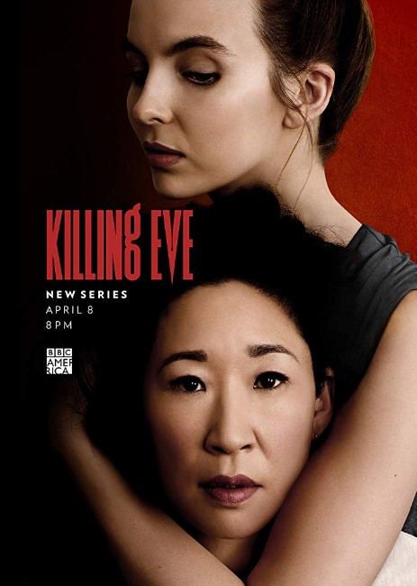 Killing Eve Season 2 Poster