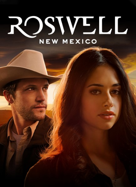 Roswell, New Mexico Season 2 Poster