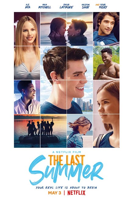 The Last Summer (2019) Poster
