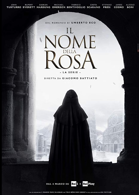 The Name of the Rose 2019 Poster
