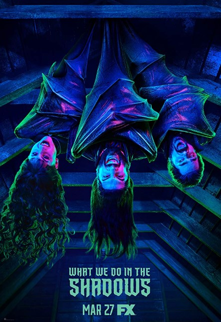 What We Do in the Shadows TV Series (2019) Poster