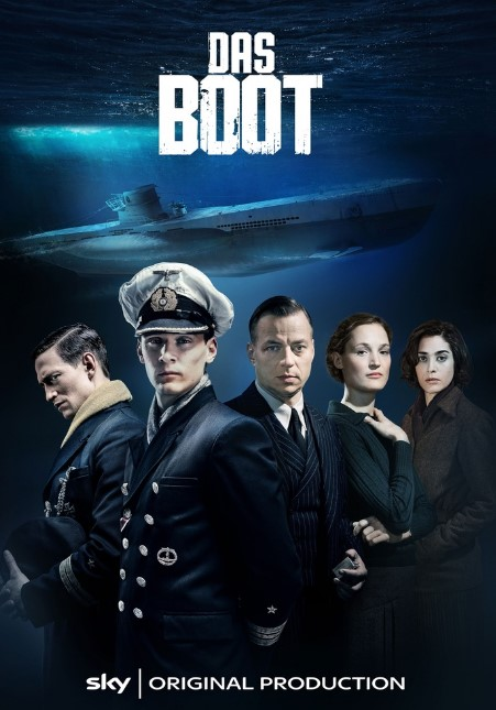 Das Boot TV Series (2019) Poster