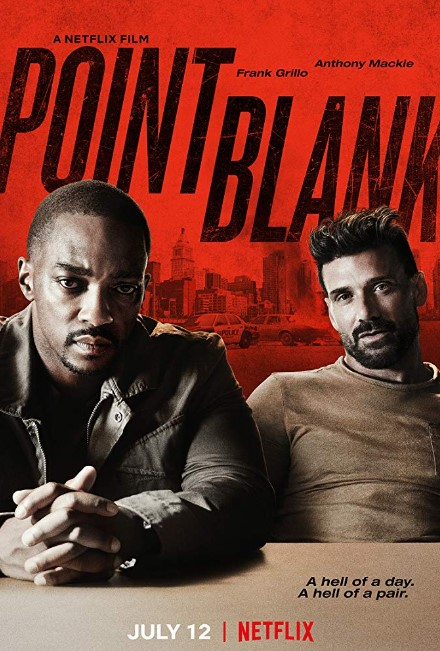 Point Blank (2019) Poster