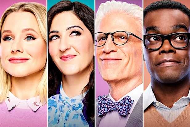 The Good Place Season 4 is back