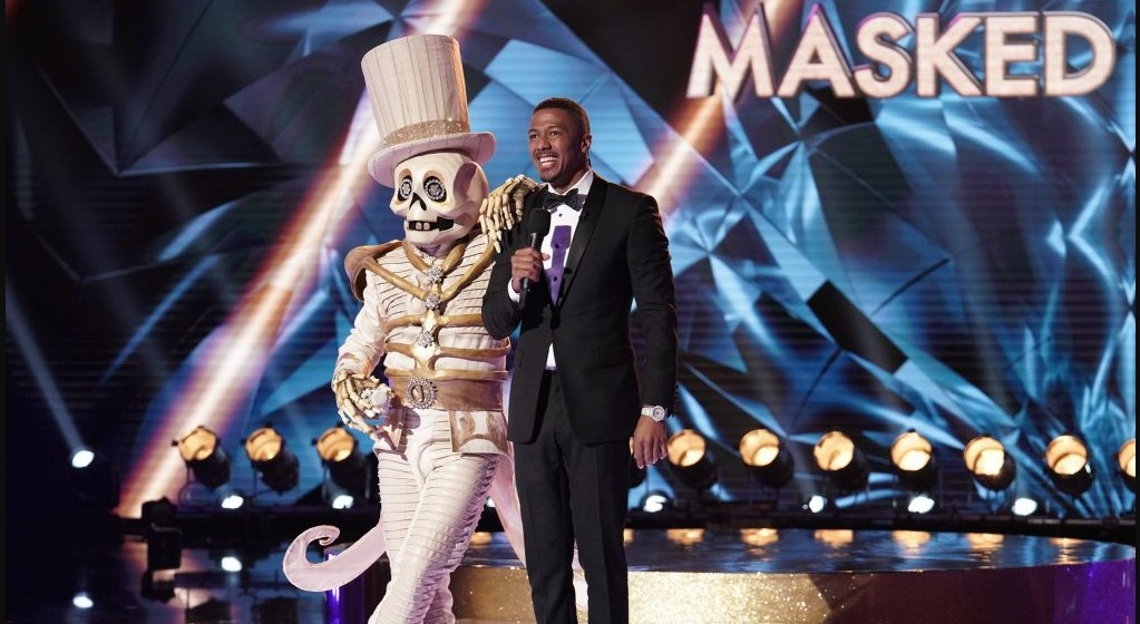 The Masked Singer Season 2 Host Nick Cannon