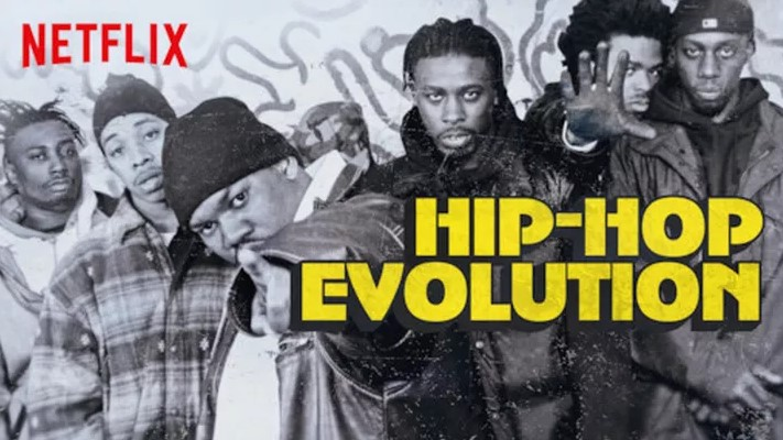Hip-Hop Evolution Season 3