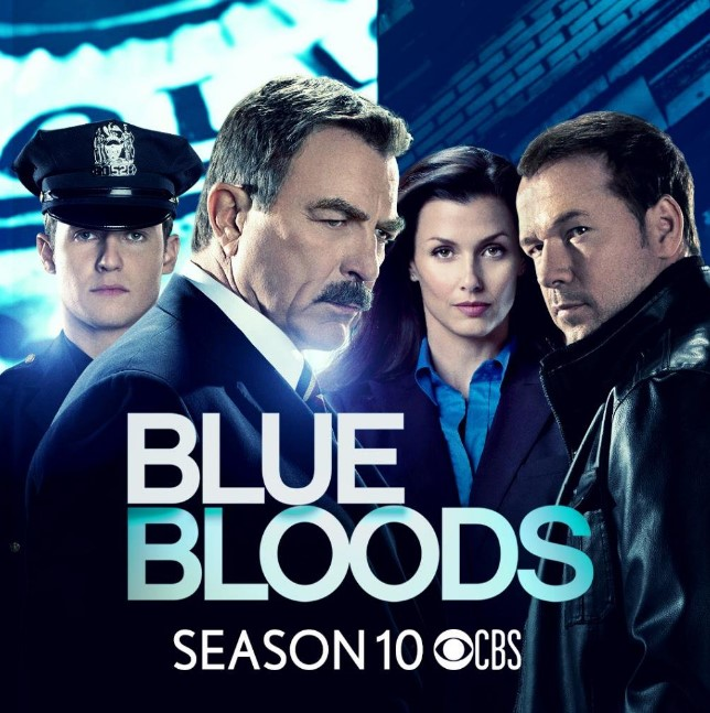 Blue Bloods Season 10 Poster