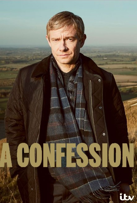 A Confession (2019) Poster
