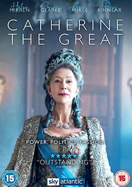 Catherine the Great TV Series (2019) Poster