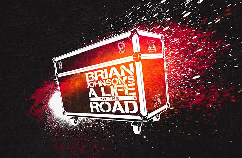 Brian Johnson: A Life on the Road Poster
