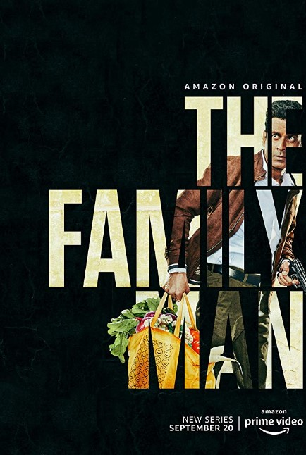 The Family Man TV Series (2019) Poster