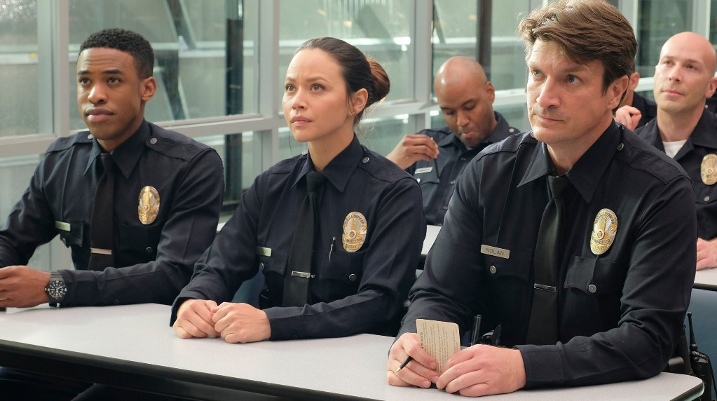 The Rookie Season 2   Cast, Episodes   And Everything You Need to Know