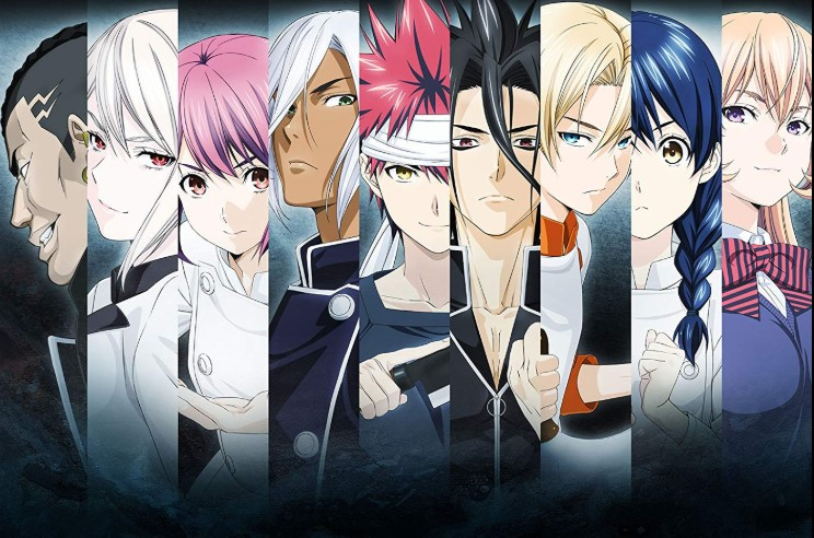 Food Wars: Shokugeki no Soma Season 4 | Cast, Episodes | And Everything You Need to Know