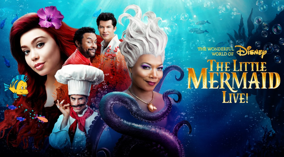 The Little Mermaid Live! (2019)   Cast, Release Date   And ...