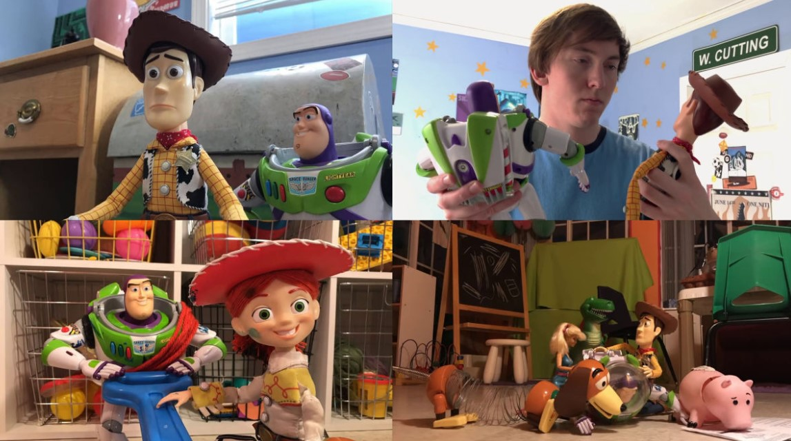 Pixar in Real Life TV Series (2019)