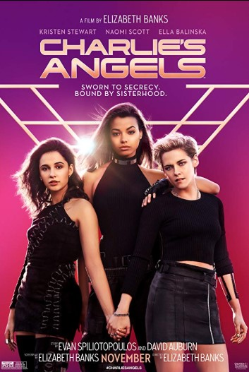 Charlie's Angels (2019) Poster