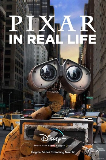 Pixar in Real Life TV Series (2019) Poster