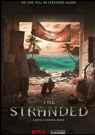 The Stranded TV Series (2019) Poster