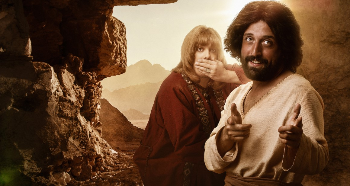 The First Temptation of Christ (2019) | Cast | And Everything You Need to Know