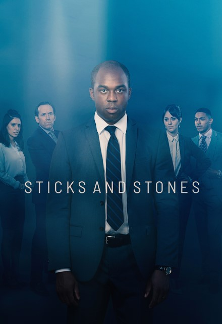 Sticks and Stones TV Series (2019) Poster