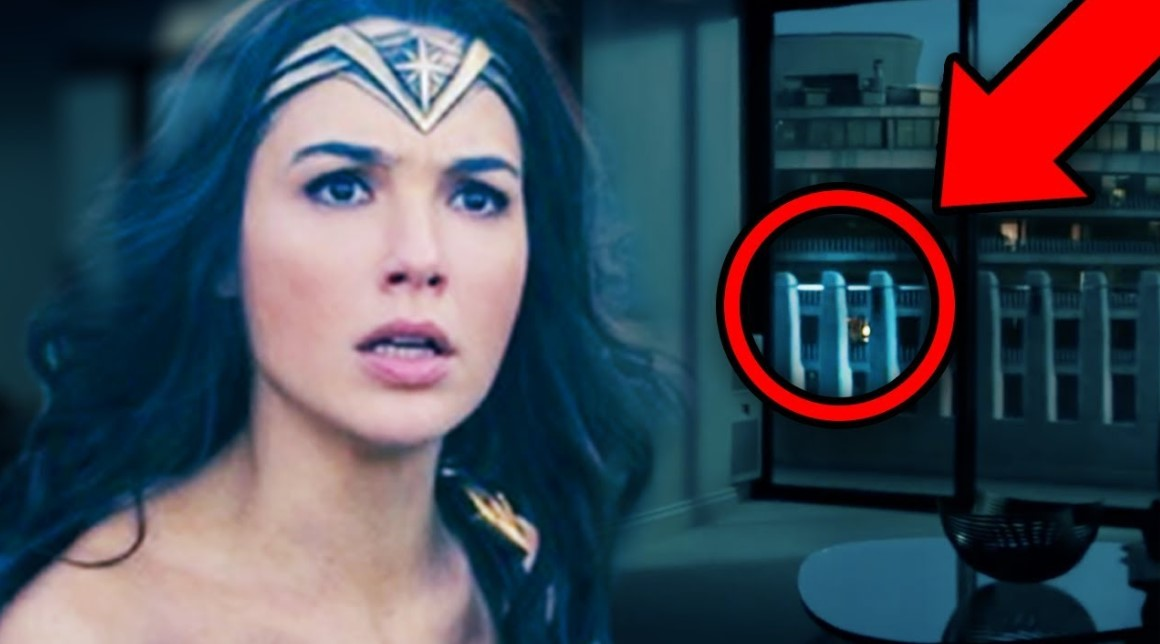Everything you need to Know about Wonder Woman 1984 | Easter eggs