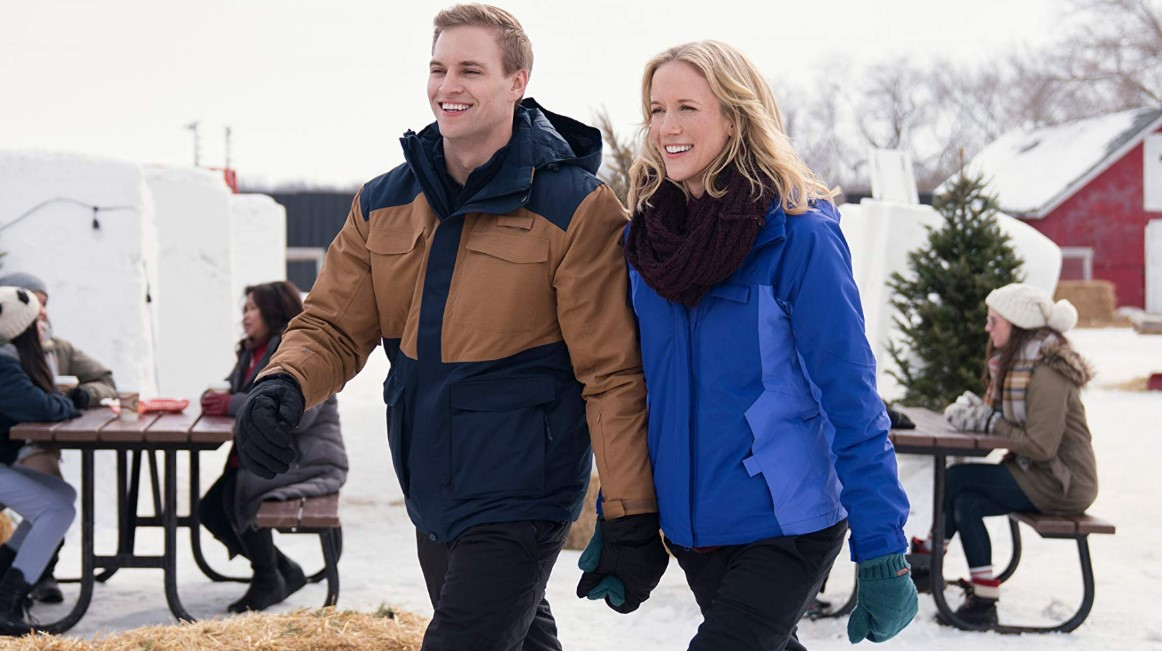 He meets an artist and she helps him discover emotions, etc. it's SUCH an amazing story. It has intrigue, mystery, suspense, romance, and is just a story that sticks with you. Hallmark Channel News: Winterfest 2020 Features New Movie - Amazing Winter Romance.