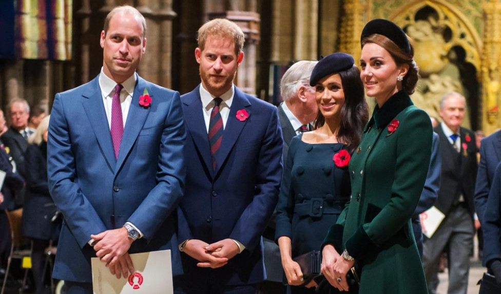 Harry & Meghan: The Royals in Crisis (2020) Cast, Release Date