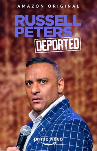 Russell Peters: Deported (2020) Poster