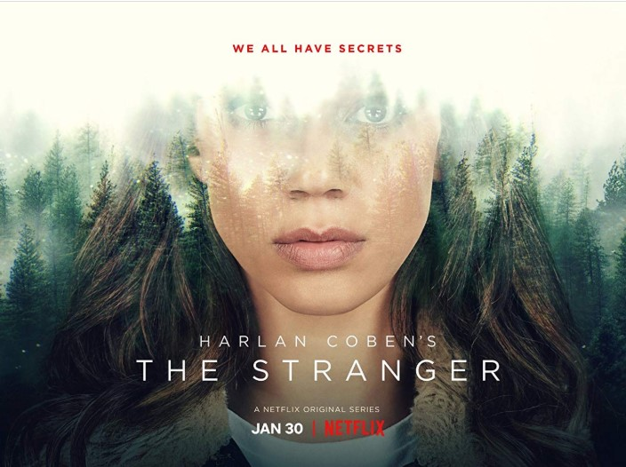 The Stranger TV Series (2020) Poster