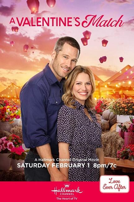 A Valentine's Match (2020) Poster