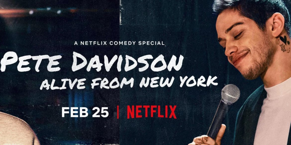 Pete Davidson: Alive from New York (2020) Cast, Release Date, Plot