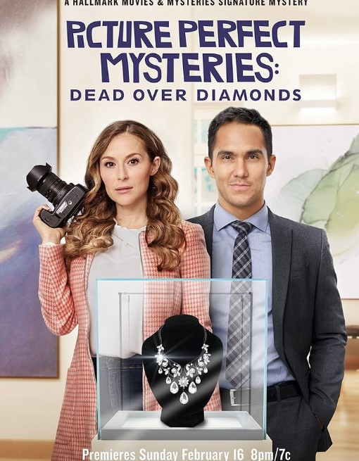 Dead Over Diamonds: Picture Perfect Mysteries (2020) Poster