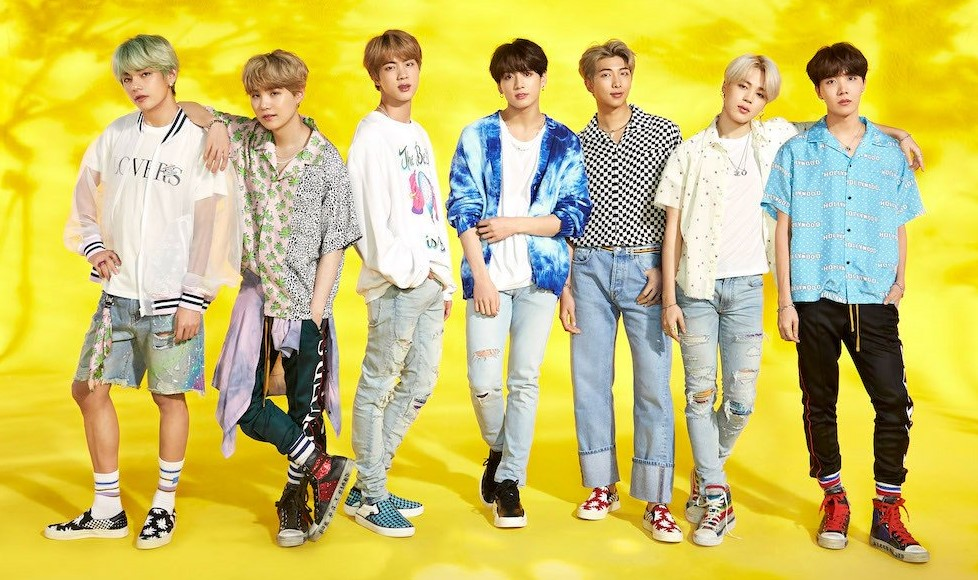 Samsung officially announces partnership with BTS