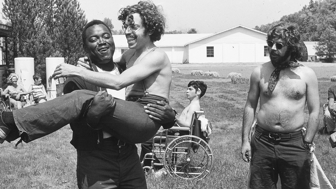Closely following Woodstock, a gathering of adolescent campers are enlivened to join the battle for incapacity social equality. This energetic gander at grassroots activism is official created by President Barack Obama and Michelle Obama. Crip Camp: A Disability Revolution premiers March 25th.