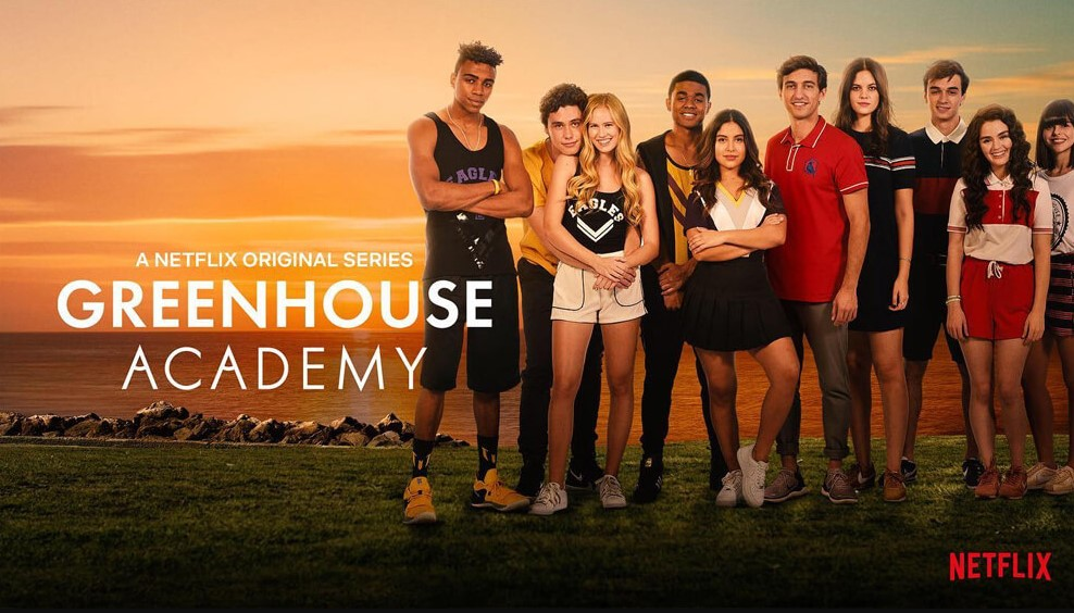 The Greenhouse Academy Season 5 Poster