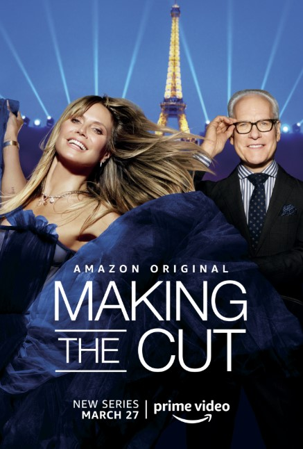 Making the Cut TV Series (2020) Poster