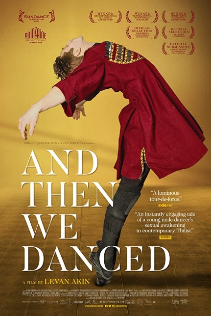 And Then We Danced (2020) Poster