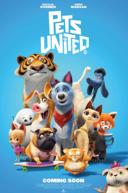 Pets United (2020) Poster