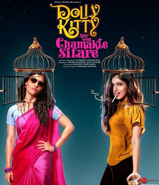 Dolly Kitty and Those Twinkling Stars Poster