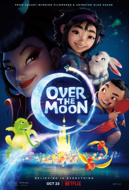 Over the Moon (2020) Poster