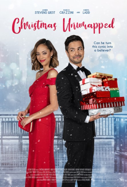 Lifetime Christmas Unwrapped Poster